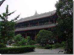 Daci Temple, Chengdu: Tripitaka Pavilion