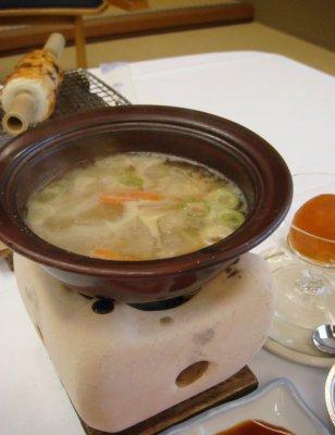 加賀屋晚餐6