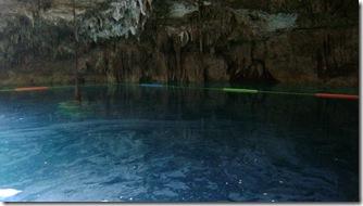 Cenote Kin-Ha a Puerto Morelos